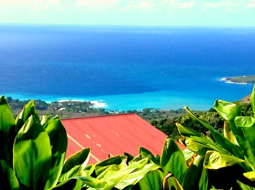 Kealakekua Bay, Captain Cook big island Hawaii
