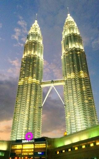 Twin Towers kuala lumpur malaysia