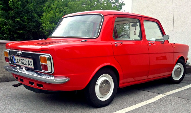 Car in Europe
