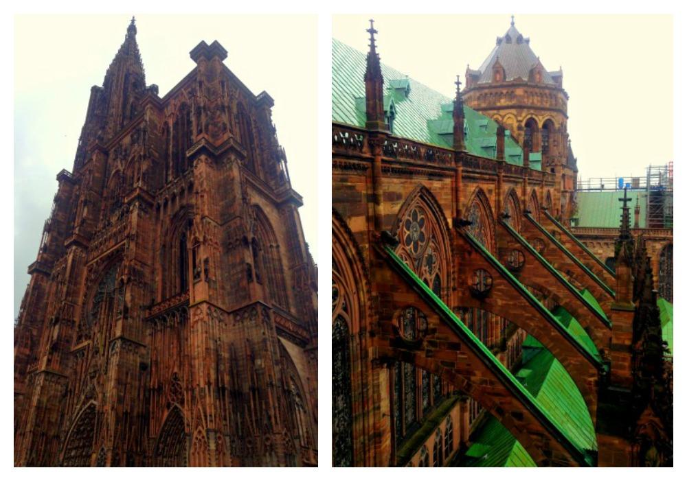 Notre Dame de Strasbourg, France