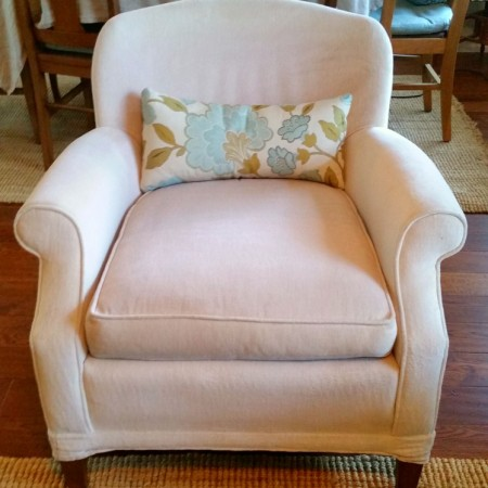 updated Barrymore chair