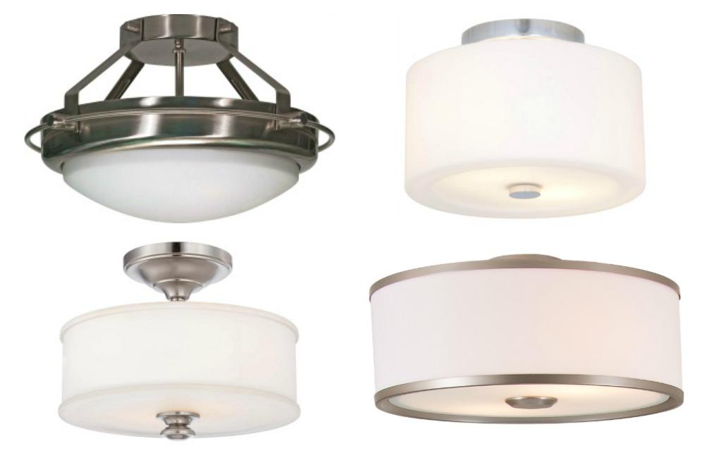 Nautical Flush Mount Light fixtures