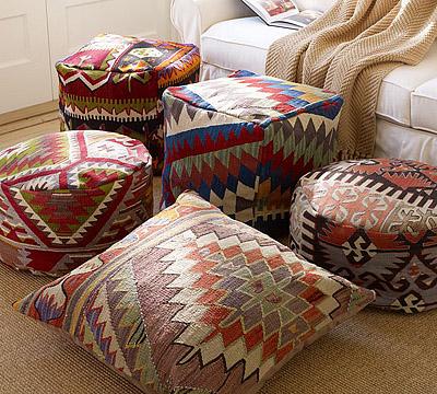 vintage-kilim-pillows-and-poufs