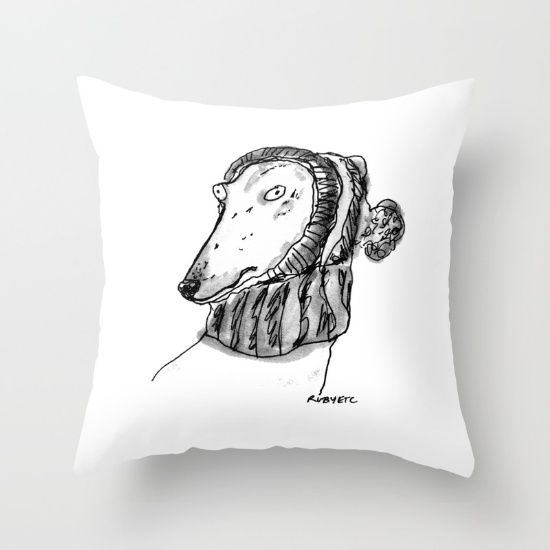 winter-greyhound-pillows
