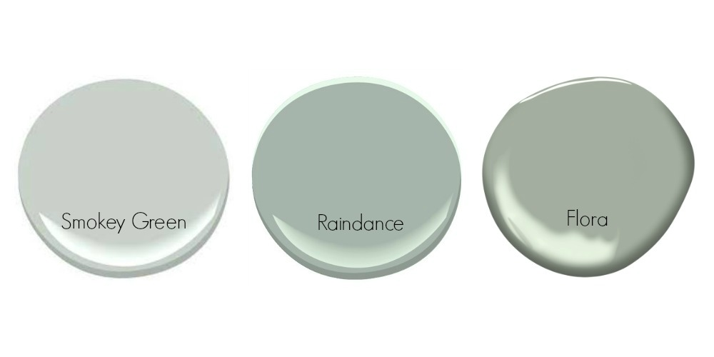 Benjamin Moore Laundry Room Paint